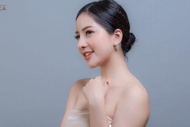 Nâng mũi sụn sườn cao cấp nhưng vô cùng đơn giản - Tại nangmuicautrucdep.com