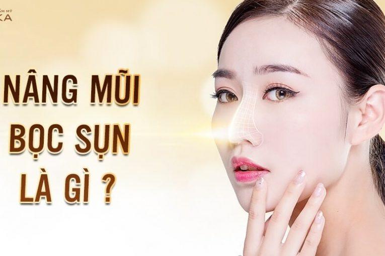 Nâng mũi bọc sụn - Vẻ đẹp bền theo thời gian - Nangmuicautrucdep.com