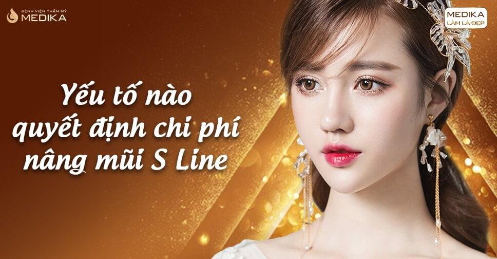 Yếu tố nào quyết định chi phí nâng mũi S Line? - Nangmuicautrucdep.com