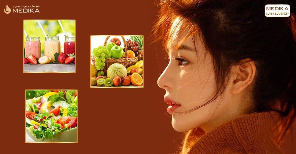 Những thực phẩm nên và không nên ăn sau nâng mũi 3D - Nangmuicautrucdep.com
