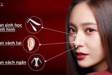 Tất tần tật về công nghệ nâng mũi cấu trúc