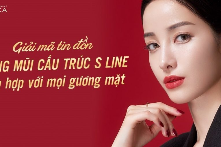 Giải mã tin đồn nâng mũi cấu trúc S line phù hợp mọi gương mặt - Ở Nangmuicautrucdep.com