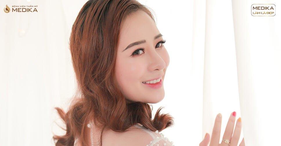 Nâng mũi 3D đê mê dáng mũi mới - Tại Nangmuicautrucdep.com