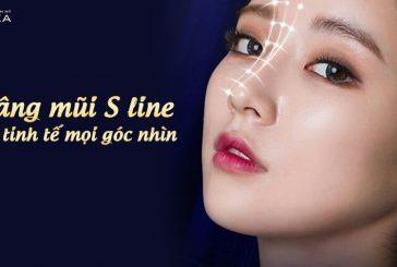 Nâng mũi S line đẹp tinh tế mọi góc nhìn