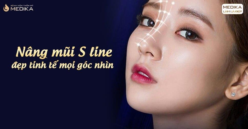 Nâng mũi S line đẹp tinh tế mọi góc nhìn tại Nangmuicautrucdep.com