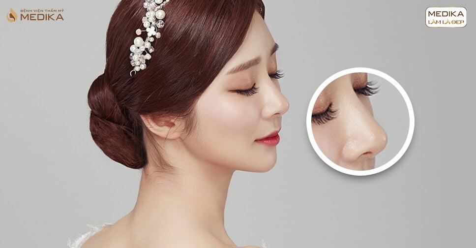 Nâng mũi sụn nhân tạo đẹp như sao Hàn không nên bỏ qua điều này ở Nangmuicautrucdep.com