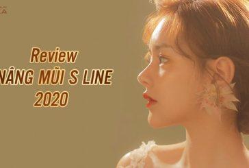 Review nâng mũi S line 2020