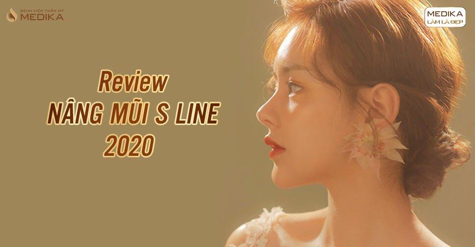 Review nâng mũi S line 2020 tại Nangmuicautrucdep.com