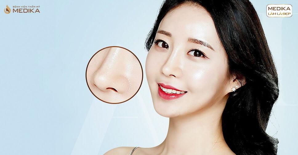 Nâng mũi cấu trúc - Đột phá dáng mũi đẹp bền lâu bởi Nangmuicautrucdep.com