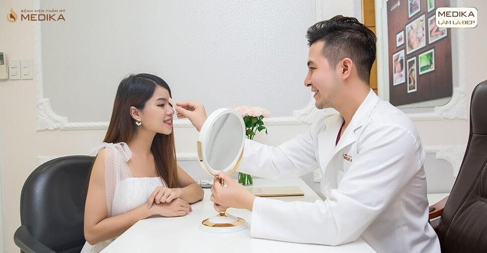 Thu nhỏ đầu mũi có khiến bạn gặp phải bệnh lý hô hấp từ Nangmuicautrucdep.com?