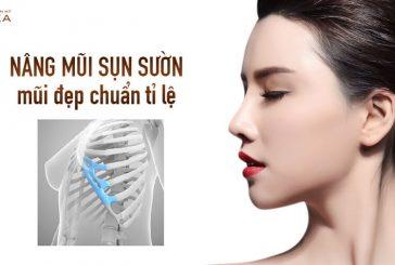 Muốn nâng mũi sụn sườn nên xem ngay trước khi phẫu thuật