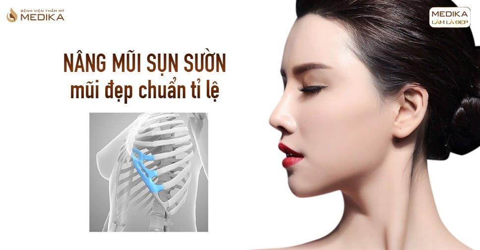 Muốn nâng mũi sụn sườn nên xem ngay trước khi phẫu thuật từ Nangmuicautrucdep.com