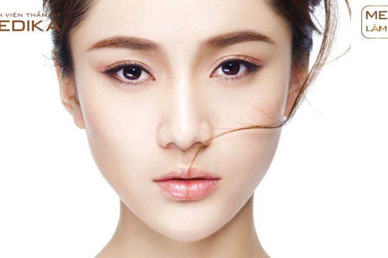 Thu gọn cánh mũi có để lại sẹo như lời đồn từ Nangmuicautrucdep.com?