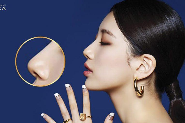 Thu gọn cánh mũi có gây ảnh hưởng đến sức khỏe từ Nangmuicautrucdep.com?