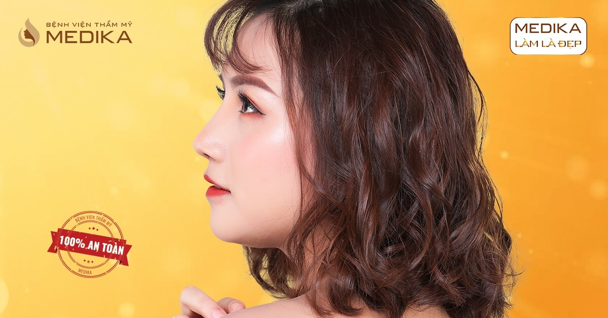Cách chăm sóc sau nâng mũi nhanh hồi phục ở Nangmuicautrucdep.com