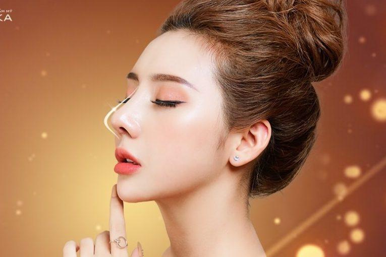 Nâng mũi sụn nhân tạo có để lại biến chứng như trước tại Nangmuicautrucdep.com?
