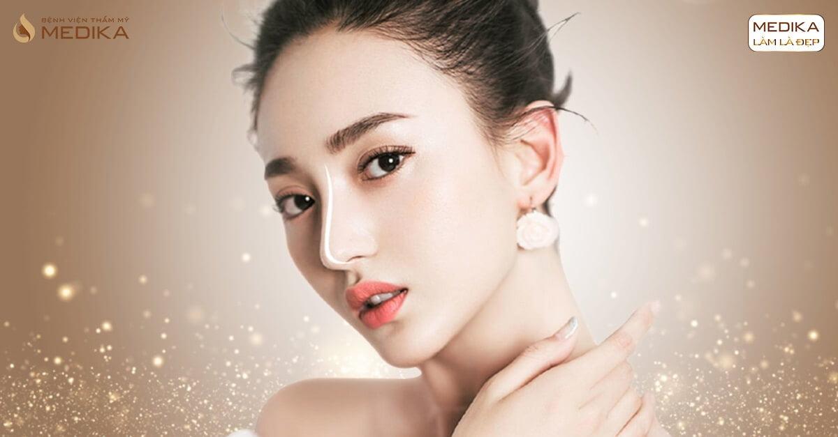 Bật mí cách giảm sưng bầm sau nâng mũi sụn tự thân ở Nangmuicautrucdep.com
