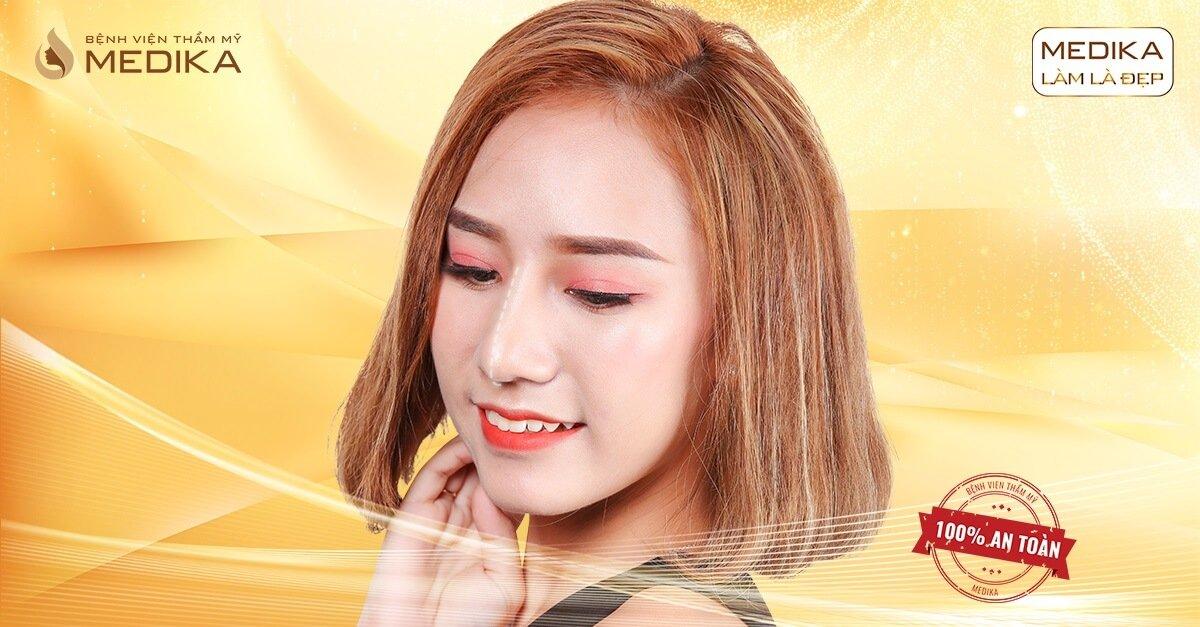 Nâng mũi xong đi làm bình thường hay cần kiêng cữ? - Tại Nangmuicautrucdep.com